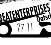 27.11.15 Beatenterprises mit Mastertone, Rapante, Niklas on Sax & Gaya Kloud @ La Datscha