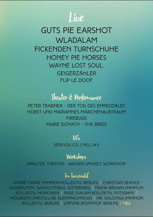 seasite festival 2018 flyer