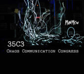 27-30.12.18 Chaos Communication Congress 2018 (35C3) @ Leipziger Messe