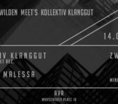 14.3.19 Kollektiv Klanggut meets Die Jungen Wilden @ AVA