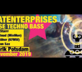 8.11.2019 Beatenterprises @ Fabrik Potsdam